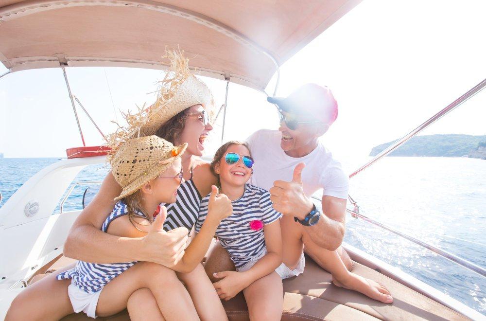 An amazing Capri boat tour