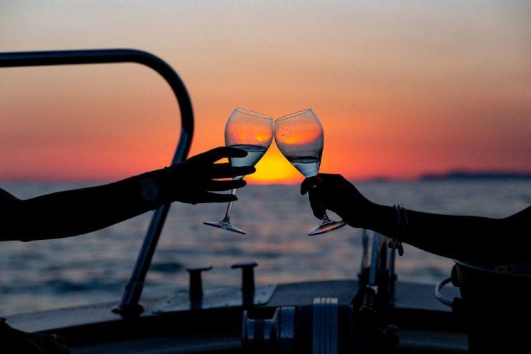 Sunset Sorrento Boat Tour