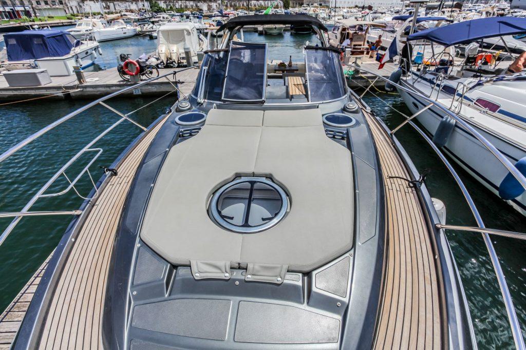 Il Gozzo Cranchi Z35 di Sea You Aboard