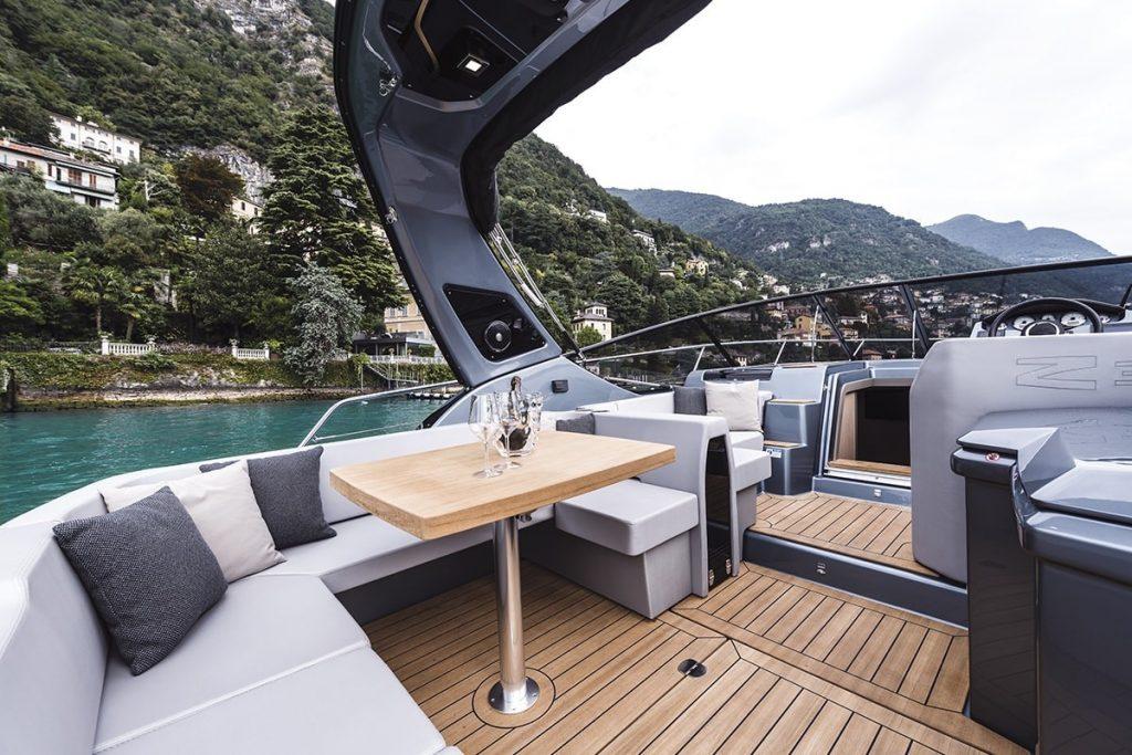 Sea You Aboard Cranchi Z35 Gozzo