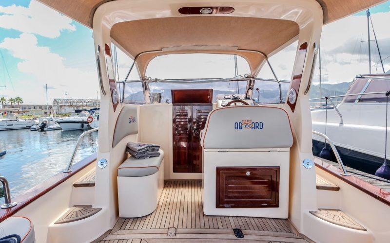 Il Gozzo Jeranto 7,50 Open Cruise di Sea You Aboard