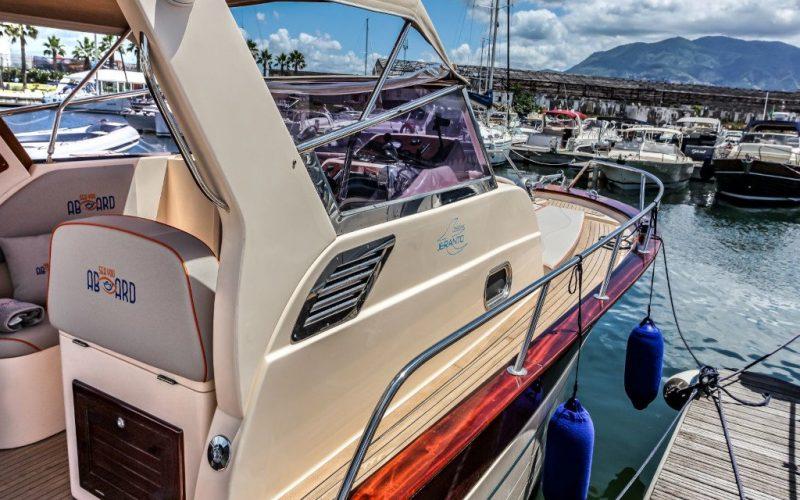 Sea You Aboard Jeranto7,50 Open Cruise Gozzo